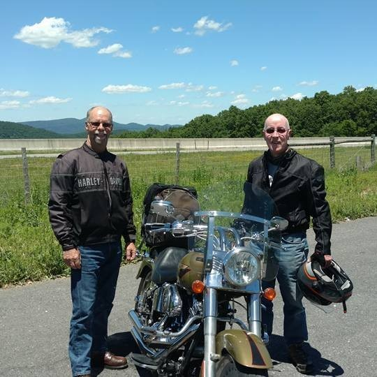 Guided Motorcycle Tours of PA